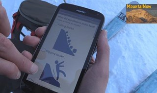 MountaiNow un'app per la sicurezza in montagna in crowdsourcing