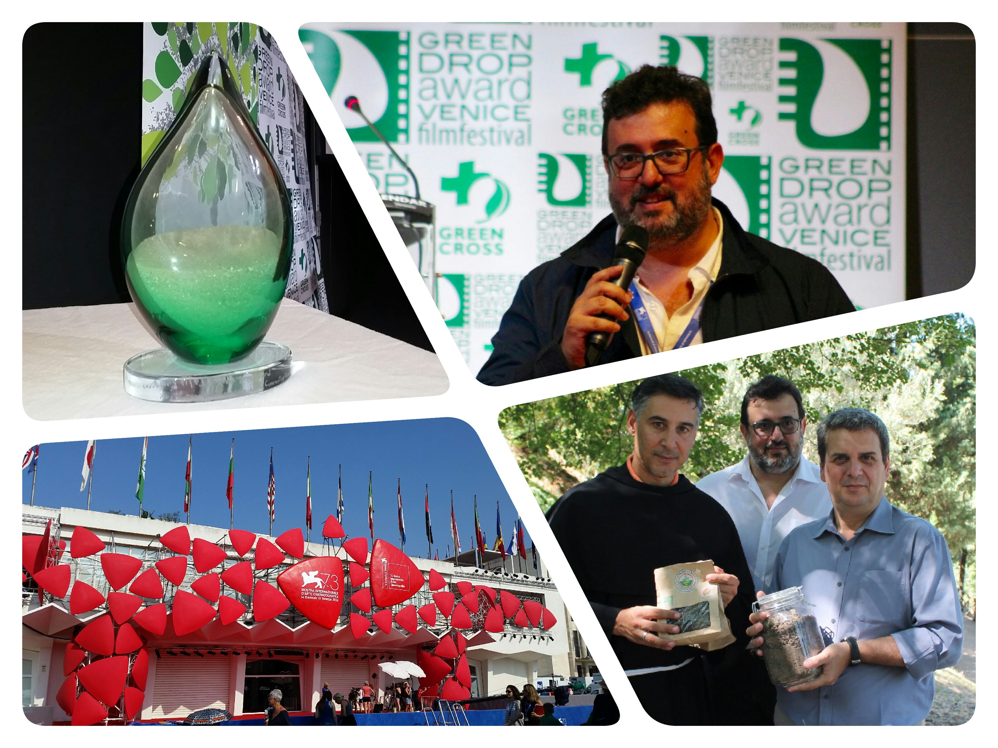Il Green Drop Award: tra film dedicati all'ecologia e #CinemainClasseA